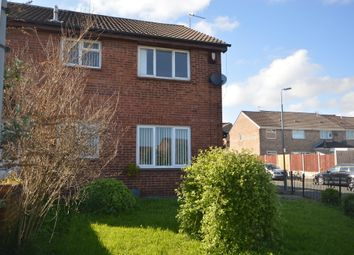 Thumbnail 1 bed semi-detached house for sale in Brunswick Close, Liverpool