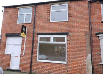 Thumbnail 2 bed end terrace house to rent in South Terrace, South Bank, Middlesbrough