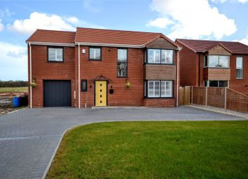 Thumbnail 4 bed detached house for sale in Humberston Road, Tetney