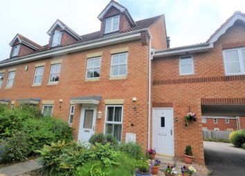 Thumbnail 3 bed town house for sale in Marshall Close, Thorpe Astley, Braunstone, Leicester