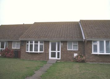 Thumbnail 2 bed terraced bungalow to rent in Foxwarren Close, East Wittering, Chichester