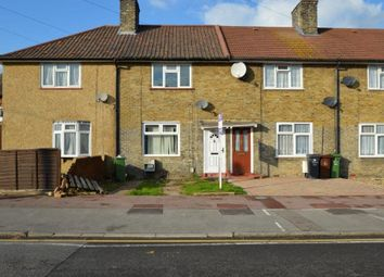 Thumbnail 2 bed terraced house to rent in Downing Road, Dagenham