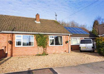 Thumbnail 4 bedroom semi-detached bungalow for sale in Lynwood Grove, Swindon