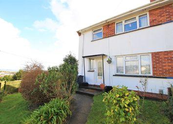 3 bed semi-detached house for sale in Hodson Close, Paignton TQ3