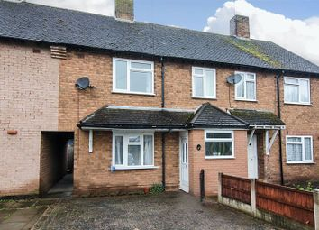 Thumbnail 3 bed terraced house to rent in Pones Green, Lichfield
