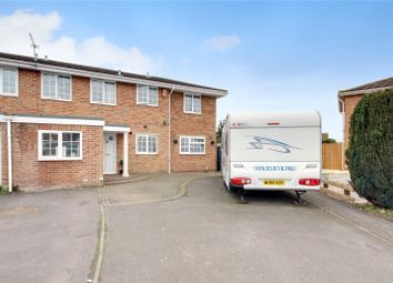 Thumbnail 4 bedroom semi-detached house for sale in Hazelbury Crescent, Nythe, Swindon, Wiltshire