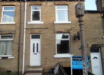 Thumbnail 2 bed terraced house to rent in Marion Street, Brighouse, West Yorkshire