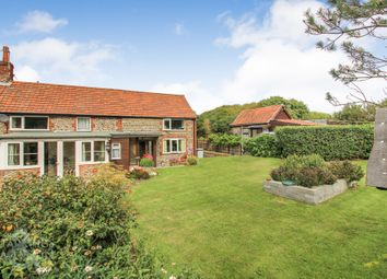 Thumbnail 2 bedroom cottage for sale in Tower Lane, Sidestrand, Cromer