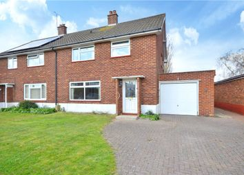 Thumbnail 3 bed semi-detached house for sale in Kingsfleet Road, Felixstowe, Suffolk