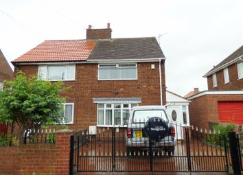 Thumbnail 2 bed semi-detached house for sale in Donald Avenue, South Hetton, Durham