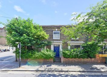 Thumbnail 4 bed end terrace house to rent in Flaxman Road, London