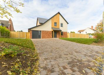 Thumbnail 4 bed detached house for sale in Bratton Road, Bratton, Telford