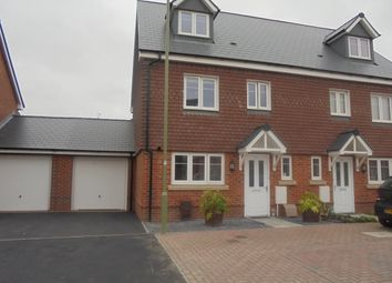 Thumbnail 4 bed town house to rent in Lower Drayton Lane, Portsmouth