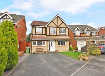 Thumbnail 4 bedroom detached house for sale in Fyfield Close, Whiteley, Fareham