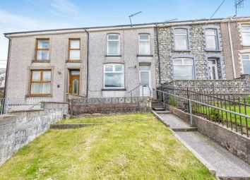 Thumbnail 2 bed terraced house for sale in Brynogwy Terrace, Nantymoel, Bridgend