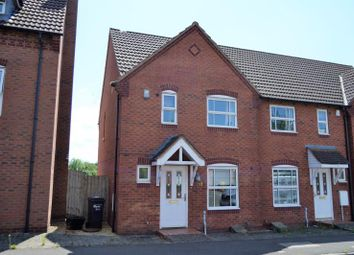 Thumbnail 3 bed end terrace house for sale in Waterleaze, Taunton, Somerset
