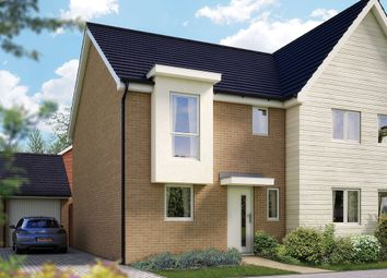 "Thumbnail 3 bed end terrace house for sale in ""The Shoreham"" at Toddington Lane, Wick, Littlehampton"