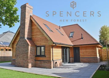 Thumbnail 3 bed detached house for sale in Brookley Road, Brockenhurst