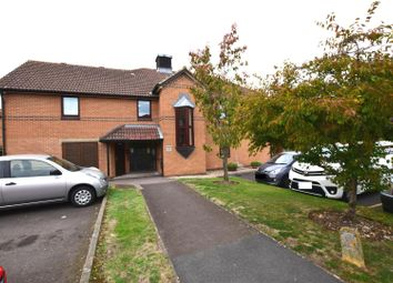 Thumbnail 2 bedroom flat for sale in Portland Close, Chadwell Heath, Romford
