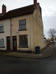 Thumbnail 3 bed end terrace house to rent in Cope Street, Bloxwich, Walsall WS32At