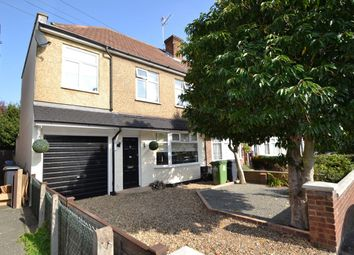 Thumbnail 4 bedroom semi-detached house for sale in Westlea Road, Wormley