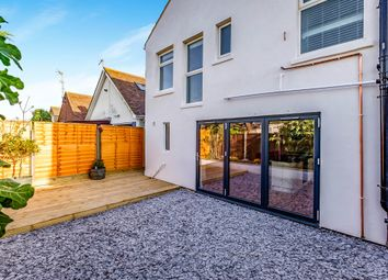 Thumbnail 4 bed detached house for sale in Brighton Road, Lancing