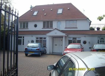 Thumbnail 4 bed flat to rent in Woodcroft Crescent, Uxbridge, Middlesex