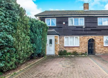 Thumbnail 4 bed end terrace house for sale in Bowmans Green, Watford