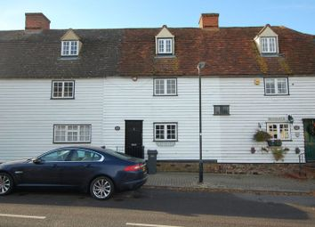 Thumbnail 2 bed cottage for sale in Halls Row, High Road, Horndon-On-The-Hill, Stanford-Le-Hope