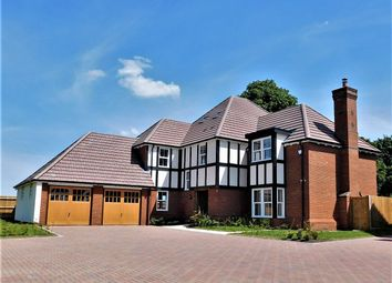 Thumbnail 5 bed detached house for sale in The Hazel, Wrestlers Grove, Langford, Beds