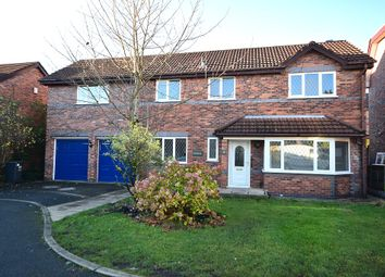 Thumbnail 4 bed detached house for sale in Redwood, Westhoughton