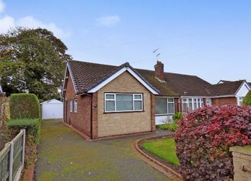 Thumbnail 3 bed semi-detached bungalow for sale in Highfield Drive, Nantwich