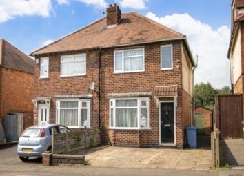 Thumbnail 3 bed property to rent in Oaklands Avenue, Derby