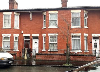 Thumbnail 2 bedroom terraced house for sale in Heald Place, Rusholme, Manchester