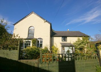 Thumbnail 3 bed barn conversion for sale in Mill Street, Withycombe, Minehead