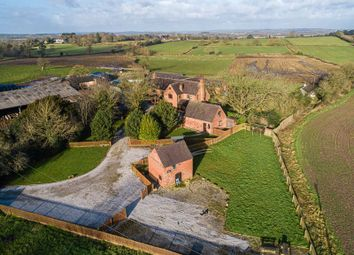 Thumbnail 5 bed property for sale in Yew Tree Farm House Wootten Lane, Eccleshall, Stafford