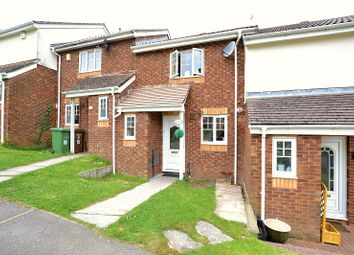 Thumbnail 2 bed terraced house to rent in Ffordd Erw, Caerphilly, Gwent.