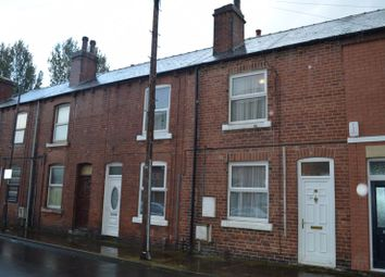 Thumbnail 2 bed terraced house for sale in Stafford Street, Castleford