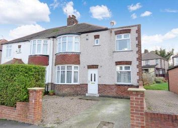 Thumbnail 3 bed semi-detached house for sale in Backmoor Road, Norton, Sheffield