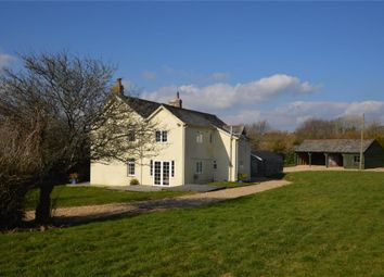 Thumbnail 4 bed detached house to rent in St Ive, Liskeard, Cornwall