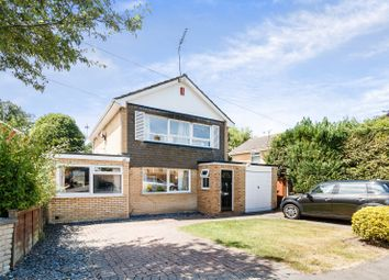 Thumbnail 4 bed detached house for sale in Greenwood Close, Woodham, Addlestone