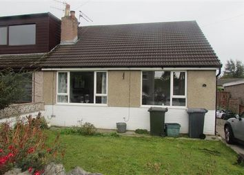 Thumbnail 3 bed bungalow to rent in Rose Grove, Galgate, Lancaster