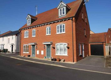 Thumbnail 4 bedroom semi-detached house for sale in Chaundler Drive, Aylesbury