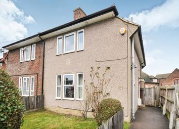 Thumbnail 3 bed semi-detached house for sale in Randlesdown Road, Bellingham, Catford, London