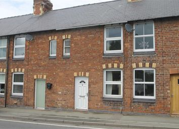 Thumbnail 2 bed terraced house for sale in Vaughans Cottages, Welshpool Road, Bicton Heath