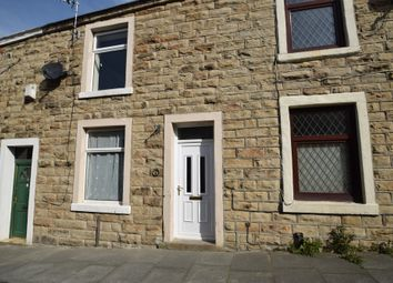 Thumbnail 2 bed terraced house to rent in Cotton Street, Padiham, Lancashire
