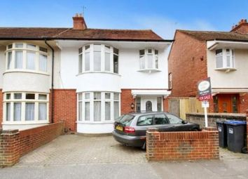 Thumbnail 3 bedroom property to rent in King Edward Avenue, Worthing