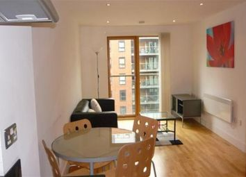 Thumbnail 2 bed flat to rent in Armouries Way, Leeds