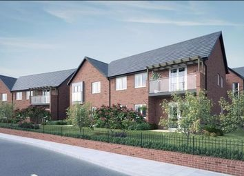 Thumbnail 2 bed block of flats for sale in Burey Court, Preston
