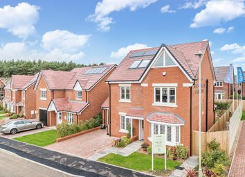 5 bed detached house for sale in Heatherfields Way, Whitehill, Hampshire GU35
